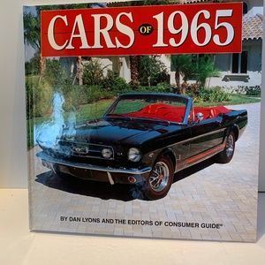 Cars of 1965; Cars of 1957